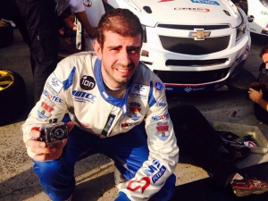 Borković fought like a lion and won 2 new points in Shanghai -Serbian race car driver in his Chevrolet Cruze #98 in spite of a lot of problems finished 9th in the second race