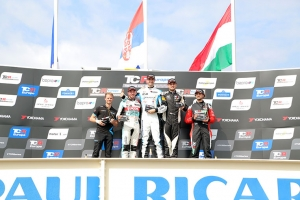 DOUBLE VICTORY FOR BORKOVIĆ IN FRANCE IN TCR EUROPE– FROM THE 10TH PLACE TO THE NEW TRIUMPH AND THE FIRST PLACE IN OVERALL STANDINGS