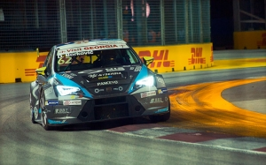 BORKOVIC COLLECTS NEW POINTS IN THE FIRST, NIGHT RACE IN SINGAPORE