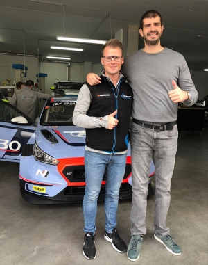 BORKOVIĆ WITH TARGET COMPETITION IN HYUNDAI FOR TCR EUROPE