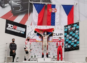 BORKOVIĆ AND TEAM M1RA OFFICIALLY BECAME THE CHAMPIONS OF THE TCR EASTERN EUROPE 2020