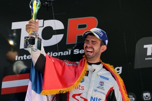 GREAT VICTORY ON SALZBURGRING FOR DUSAN BORKOVIC