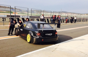 Fantastic rehearsal for the season in Valencia- Dušan Borković felt the breath of WTCC