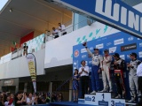 Enormous success for Borković in Suzuka, first world podium for Serbia in racing history NIS Petrol by Campos Racing team's- Driver made the best result in Serbian history of racing winning the second place in the second WTCC race in Japan
