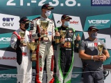 DOUBLE PODIUM AND A MAXIMUM NUMBER OF POINTS FOR BORKOVIĆ AT SLOVAKIARING