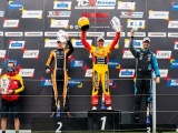 PODIUM, 3rd AND 4th PLACE  FOR BORKOVIC AT THE THIRD RACING WEEKEND IN TCR EUROPE AT ZANDVOORT