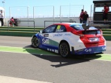 Borković debuted with a new car and a team, 13th in qualifying in Argentina