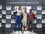 Amazing victory for Borkovic on Hungaroring