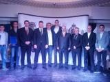 Dušan Borković receives a special tribute from the Serbian Automobile Association